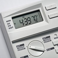 heating timers